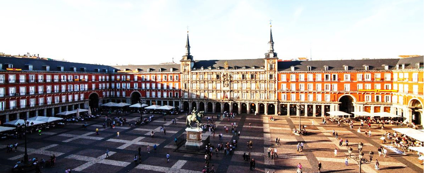 Pestana Plaza Mayor, Estudio b76
