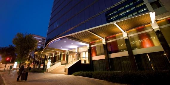 000 Proyecto Fachadas y Marquesina  Hotel Colón Ayre Hotels Madrid Proyecto Obra