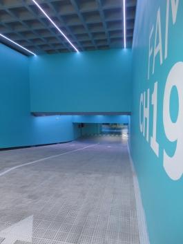 000 Reforma Garage Capitán Haya 9 Madrid Proyecto Obra Decoración