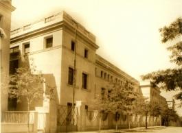 Reforma Colegio Maravillas por Estudio b76 y Virai Arquitectos.