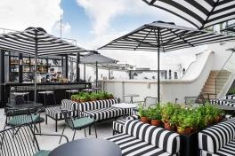 Estudio b76 Mejores Terrazas en Madrid